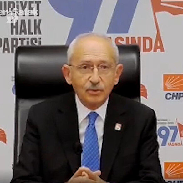 CHP Genel Başkanı Kılıçdaroğlu: Biden'den Türkiye'deki demokrasi hareketlerini desteklemesini isteriz