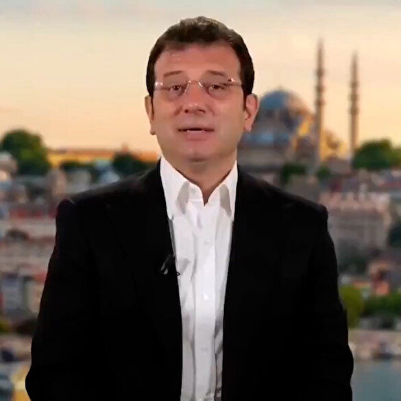 Ekrem İmamoğlu Türkiye'yi dünyaya şikayet etti: Türkiye sorgulanır halde