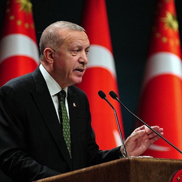 Cumhurbaşkanı Erdoğan'dan yeni koronavirüs tedbirleri: Hafta sonları 10.00 ile 20.00 saatleri arası dışında sokağa çıkma sınırlaması uygulanacak