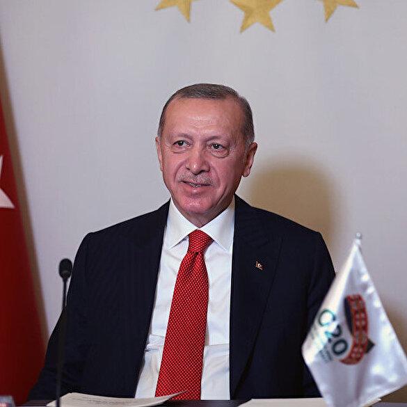 Cumhurbaşkanı Erdoğan: Türkiye'nin üreteceği aşıyı tüm insanlığın hizmetine sunacağız
