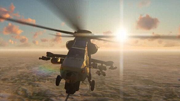 Türk askerine havada 10 tonluk yeni vurucu güç: ATAK 2 geliyor