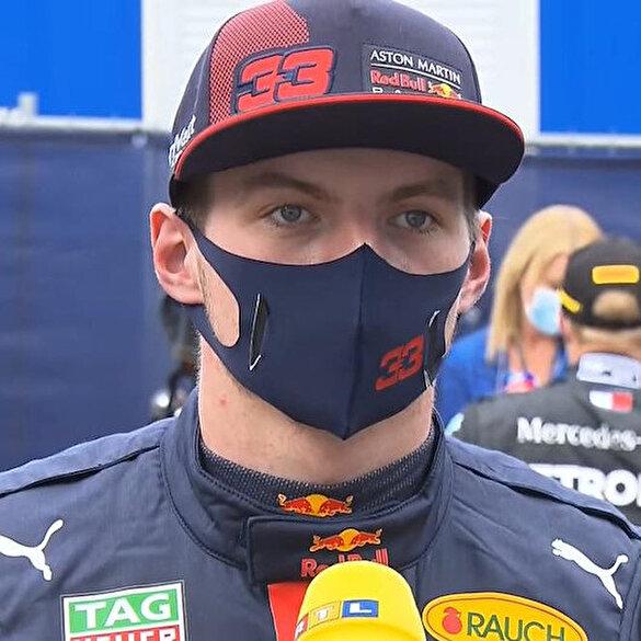 Verstappen'den Hamilton'a: Daha ne kadar yarışacaksın?