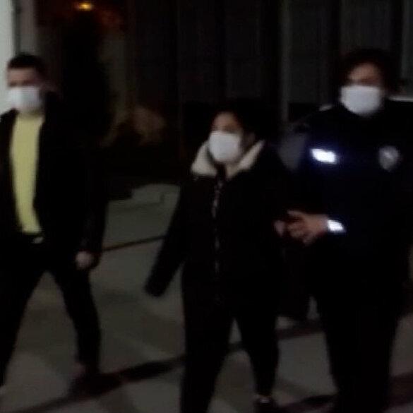 Konya'da Kadir Şeker'in kurtardığı Ayşe Dırla uyuşturucu madde ile yakalandı