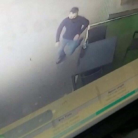Kahramanmaraş'ta polisleri yaralayan saldırgan kamerada