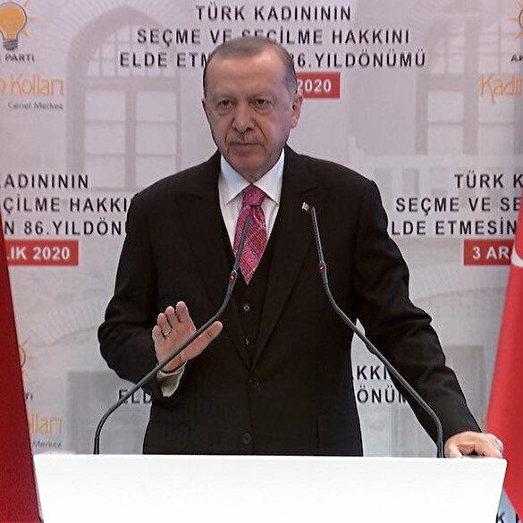 Cumhurbaşkanı Erdoğan'dan CHP'deki taciz olaylarına ilk yorum: Aşağılık kabahatlerini örtmek için 40 takla atan bunlar değil mi?