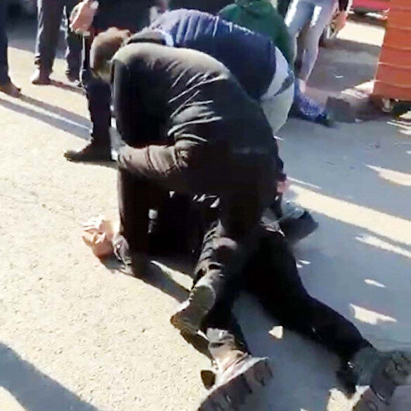 Kahramanmaraş'ta polisi şehit eden zanlı  böyle yakalandı