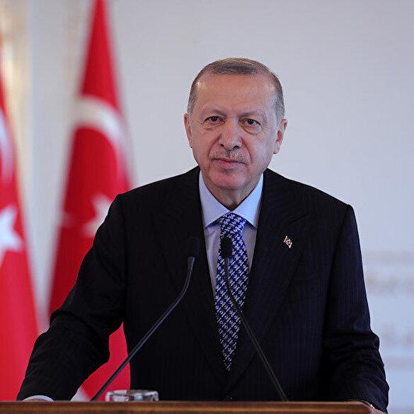 Cumhurbaşkanı Erdoğan, Tank Paleti Fabrikası işletme devrini tane tane anlattı