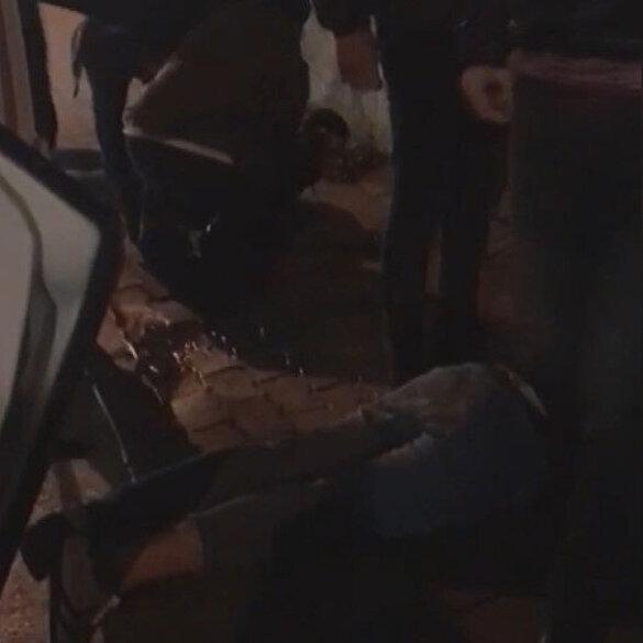 DHKP-C'li Aytaç Ünsal'ın yakalanma görüntüleri ortaya çıktı
