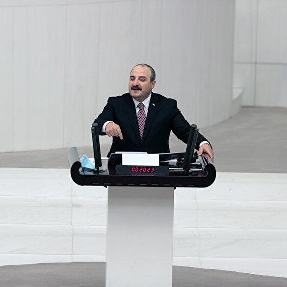 Bakan Mustafa Varank: ABD üretince ses yok, Türkiye SİHA üretince anti militarist kesiliyorsunuz