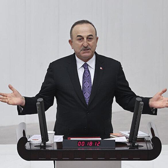 Bakan Çavuşoğlu: 'Bütçeyi iktisatlı kullanın yılın ikinci yarısı alacağız' dediniz, hayrola darbe mi yapacaksınız?