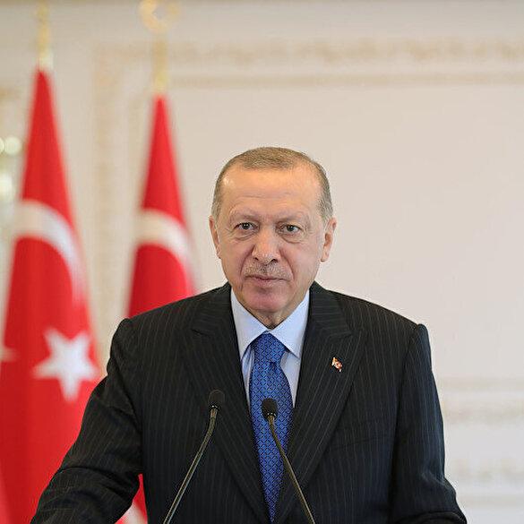 Cumhurbaşkanı Erdoğan, PKK ile iç içe olanlara sesleniyorum: 2023 Cumhur İttifakı'nın yeni bir zafer yılı olacaktır