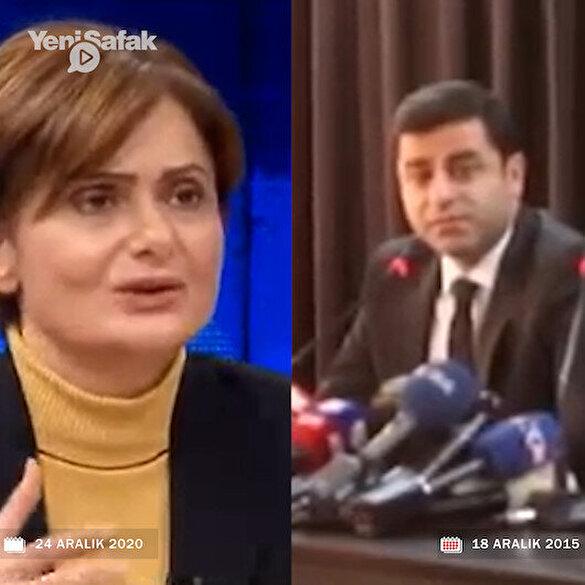 Kaftancıoğlu: Demirtaş'a neden terörist diyorlar anlamıyorum