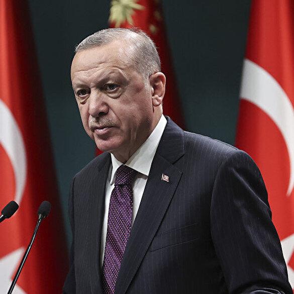 Cumhurbaşkanı Erdoğan: Yıkıcı ve çapsız bir zihniyet bizim yaptıklarımız üzerinden karşımıza çıkıyor
