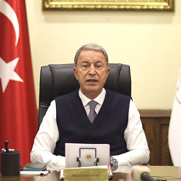Bakan Akar'dan Azerbaycan açıklaması: Bir general 35 subayımız derhal göreve başlayacaklar