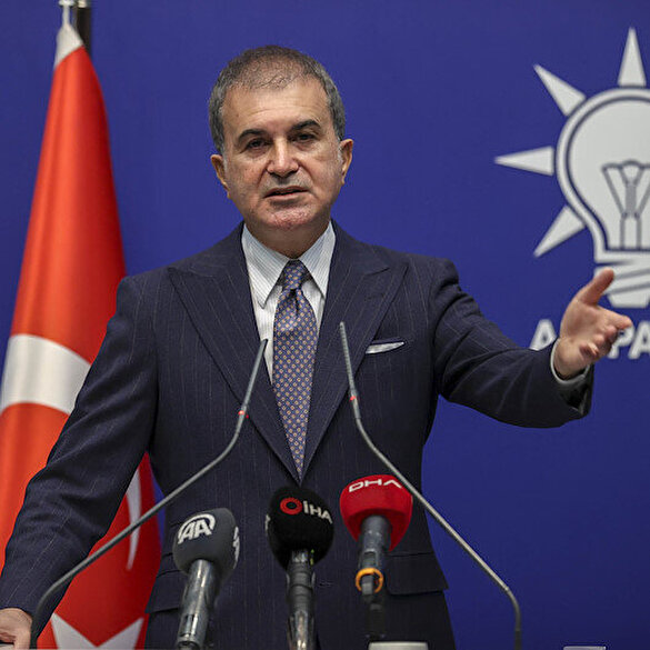 Ömer Çelik'ten Can Ataklı'nın skandal sözlerine tepki: Ordu, bunların gözünde ancak darbe yapan bir mekanizma