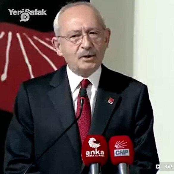 Kılıçdaroğlu'ndan 'sözde cumhurbaşkanı' açıklaması: Seçim kişiyi cumhurbaşkanı yapmaz