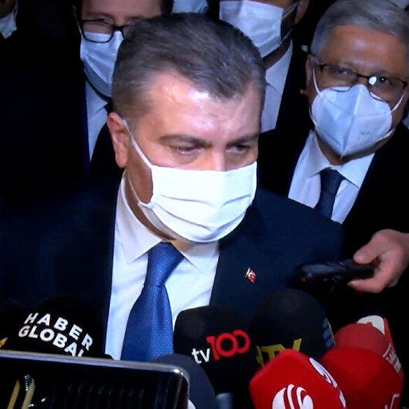 Sağlık Bakanı Koca: Dünyada ilk gün bu kadar yoğun aşı yapabilmiş olan başka ülke var mı bilmiyorum