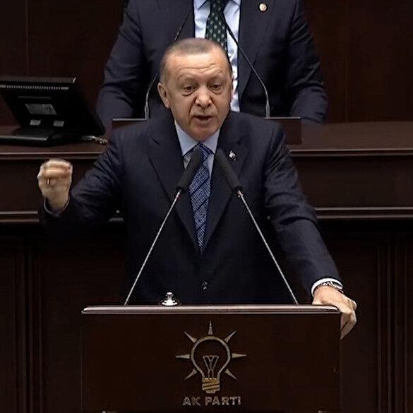 Cumhurbaşkanı Erdoğan'dan CHP'ye: Biz bunlara ders veriyoruz ama bunlarda ders alacak kabiliyet yok