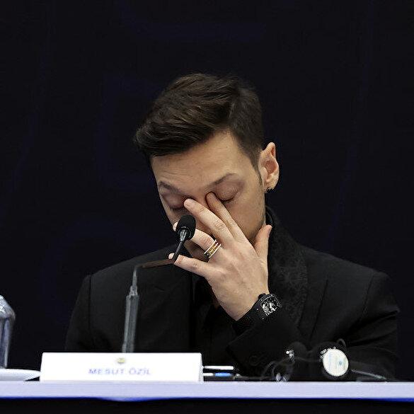Mesut Özil: Alman Milli Takımında bir daha asla oynamam