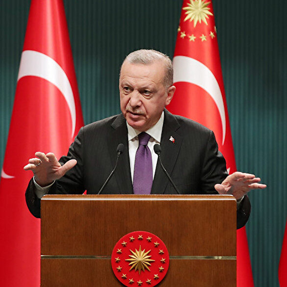 Cumhurbaşkanı Erdoğan: Türkiye'nin yeni bir anayasayı tartışmasının zamanı gelmiştir