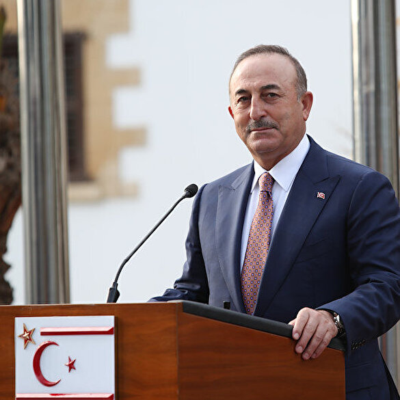 Bakan Çavuşoğlu'ndan Rum Kesimi'ne net mesaj: Olmayacak bir şeyi müzakere etmenin faydası yok