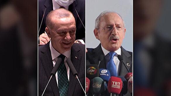 CHP belediyeciliğinin anlatıldığı videoda Kılıçdaroğlu'nun sözleri, Erdoğan'ı gülme krizine soktu