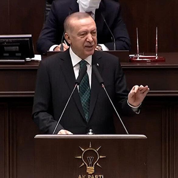 Cumhurbaşkanı Erdoğan'dan '19 yıldır ne yaptı' diyen Kılıçdaroğlu'na: Gittiği hastaneden torununu gönderdiği okula kadar hepsinin altında AK Parti'nin imzası var