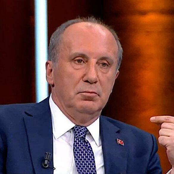 Muharrem İnce'den CHP'ye sert sözler: Yüzde 30'u geçerek ayarlarını bozdum ben bunların