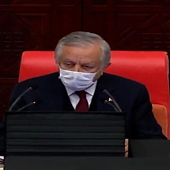 HDP'li Beştaş'ın yüzüne bakarak söyledi: Sözlerim sırtını PYD'ye dayayan alçaklara