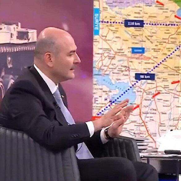 İçişleri Bakanı Soylu: Karayılan ile ilgili verdiğimiz sözü yerine getireceğiz