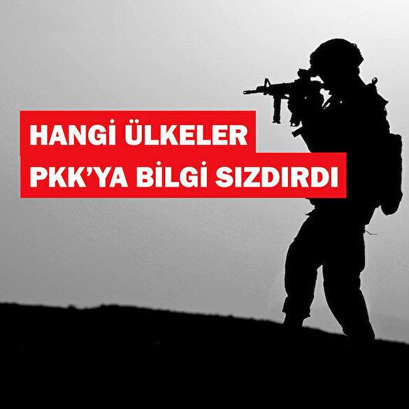 Yeni Şafak'tan olay olacak yazı dizisi: Hangi ülkeler PKK'ya bilgi sızdırdı