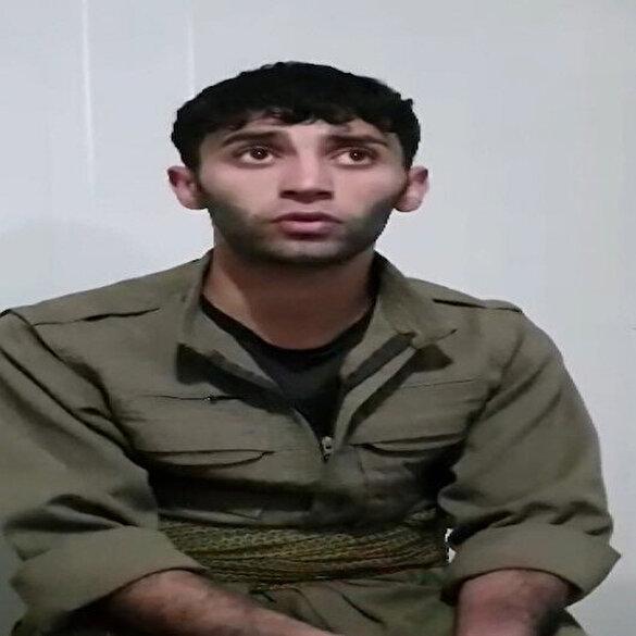 Gara'da ele geçirilen PKK'lı teröristler konuştu: Operasyon başlarsa rehineleri infaz edin