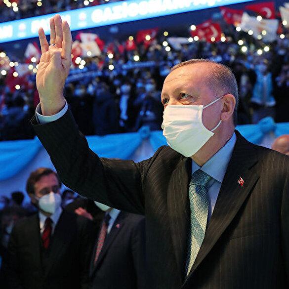 Cumhurbaşkanı Erdoğan: Osman Nuri Kabaktepe kardeşimizi İstanbul'a il başkanı yapıyoruz
