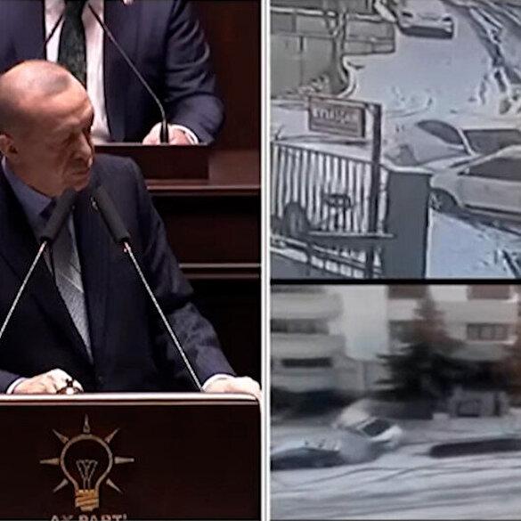 Cumhurbaşkanı Erdoğan CHP belediyeciliğinin durumunu görüntülerle anlattı: Herhalde Bay Kemal de izliyordur