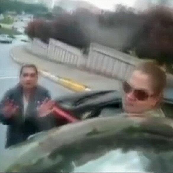 Dolandırıcı kadından vatandaşa tehdit: Ben de polise tacizci olduğunu söyleyeceğim