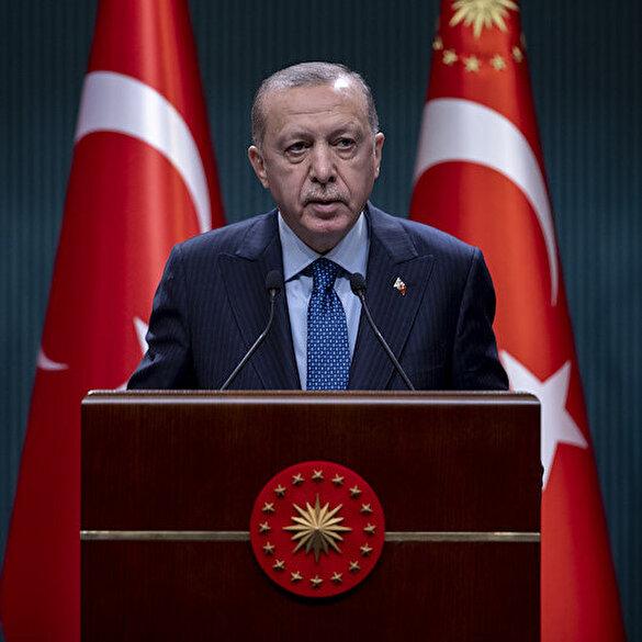 Cumhurbaşkanı Erdoğan: Darbe şakşakçılığı yapanlar alınlarındaki o kara lekeyi asla silemeyecekler