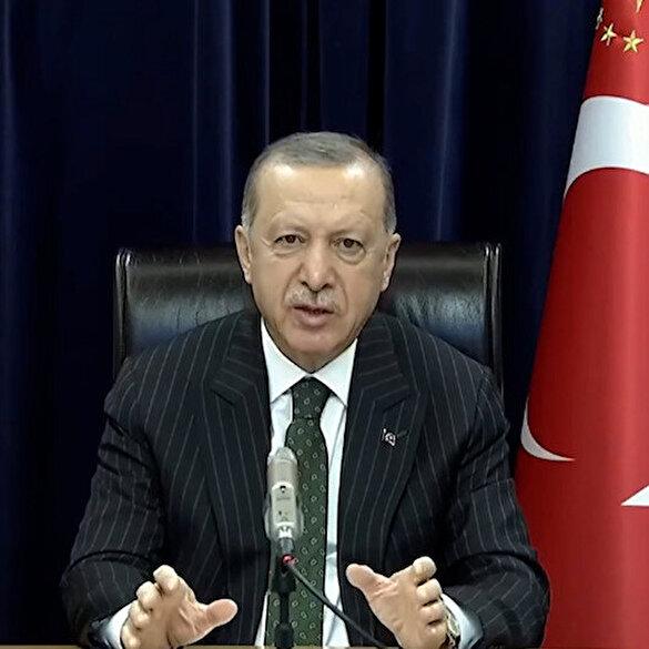 Cumhurbaşkanı Erdoğan CHP belediyeciliğini özetledi: Takır tukur belediyeler, çukur mukur yollar; çer çöp mahalleler, çap çamur sokaklar