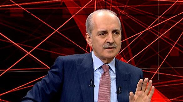 AK Parti Genel Başkanvekili Kurtulmuş: Tek ayak üstünde terbiye salonunda bekletilecek Türkiye devri kapanmıştır
