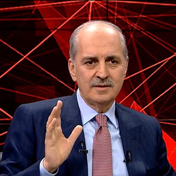 Numan Kurtulmuş'tan 'Millet İttifakı' açıklaması: Bir tweet ile sarsılan ittifak çok ayakta kalamaz
