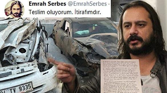 Emrah neden serbest?