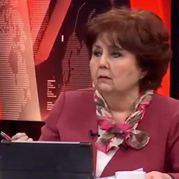 Ayşenur Arslan ve Emin Çapa'nın Halk TV'de trollük yaptı: