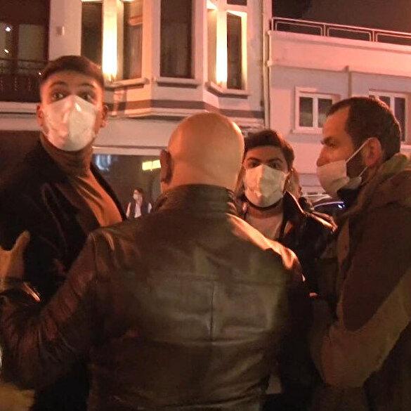 Bebek'te lüks oteldeki eğlenceye baskın: Otel yöneticileri rüşvet teklif etti, müşteriler gazetecilere saldırdı