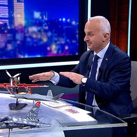 TUSAŞ Genel Müdürü Temel Kotil: Radar bu uçağı görmüyor, F-35 ayarında