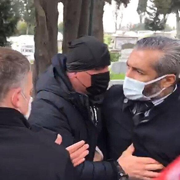 Gazi yakınından Edirnekapı Şehitliği'nde İmamoğlu'na tepki: Burası Buldan'la ağaç diktiğin park değil