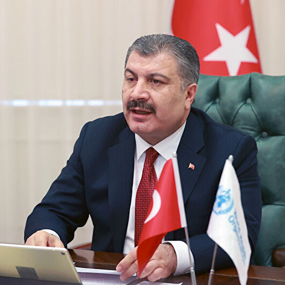 Sağlık Bakanı Koca'dan yerli aşı açıklaması: Önümüzdeki yaz dönemi biteceğine inanıyorum
