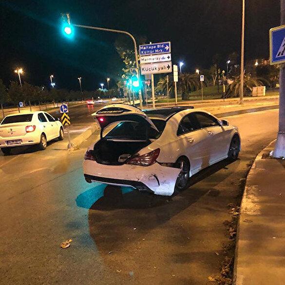 CHP'li Maltepe Belediye Başkanı Kılıç'ın alkollüyken kaza yaptığı iddiası: Para verelim susun