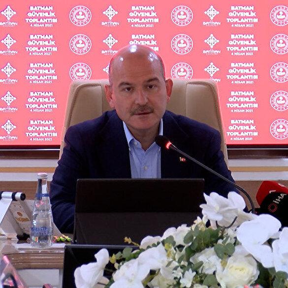 Bakan Soylu'dan emekli amirallerin bildirisine çok sert tepki: Sabrımızı zorlamasınlar