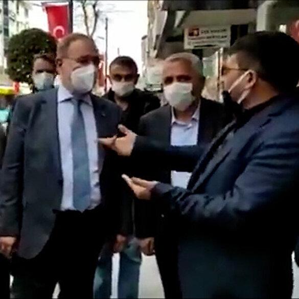 Malatyalı esnaftan CHP Sözcüsü Öztrak'a tepki: Hizmet edeni 'diktatör' diye yaftalıyorsunuz daha önce neredeydiniz?
