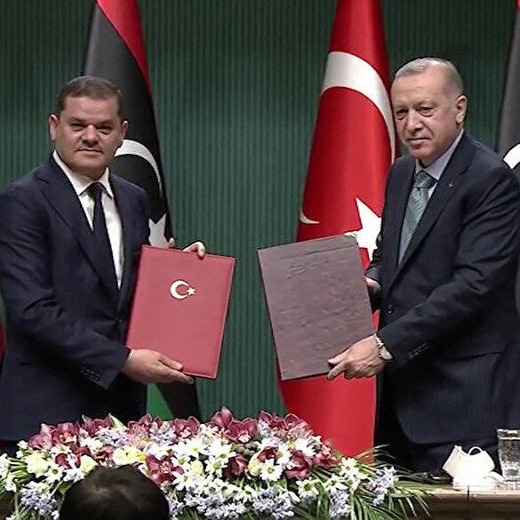 Cumhurbaşkanı Erdoğan: Libya'da meşru hükümete desteğimiz sürecek