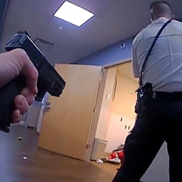 ABD polisi bir siyahiyi daha vurarak öldürdü: Olay anı polis kamerasına yansıdı